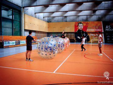 Wieczór Kawalerski Com Com Zone z Bumper Ball Kraków
