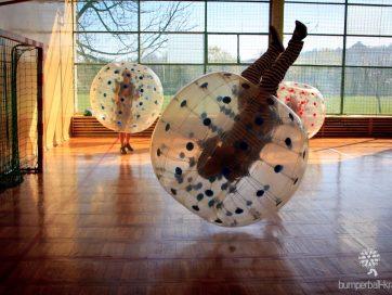 Bubble Soccer Kraków